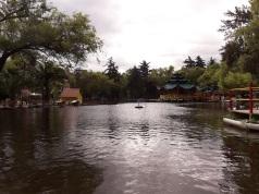 Laguna del Parque Jipiro