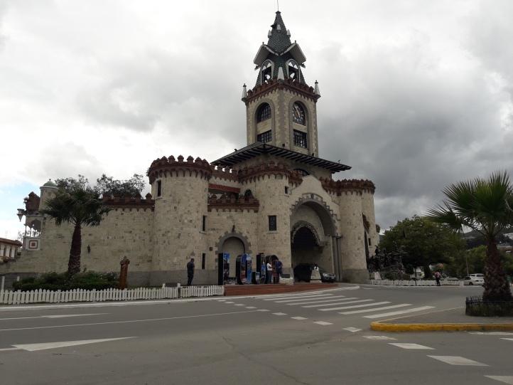 Puerta de la ciudad Loja